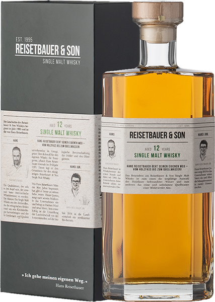 Reisetbauer & Son 12 Years Single Malt Whisky