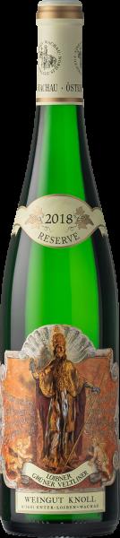 Knoll Grüner Veltliner Loibner Reserve 2018