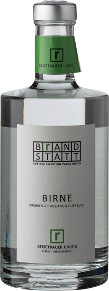 Hansi Reisetbauer Brandstatt Birne 0,7lt-