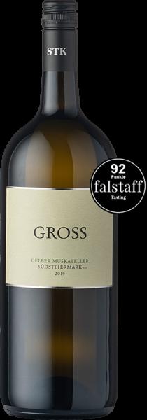 Gross Gelber Muskateller Südsteiermark DAC 2019 Magnum