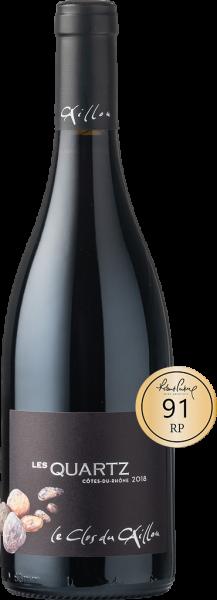 Le Clos Caillou Les Quartz Côtes-du-Rhône AOC 2018 BIO