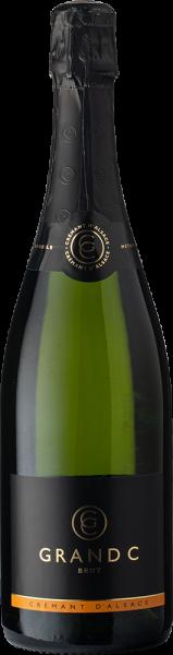 Cattin-Grand C  Crémant d'Alsace Brut