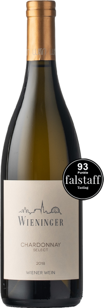 Wieninger Chardonnay Select 2018 BIO