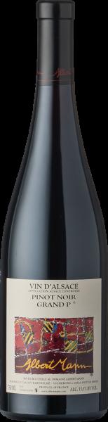 Mann Pinot Noir Grand P 2019 BIO