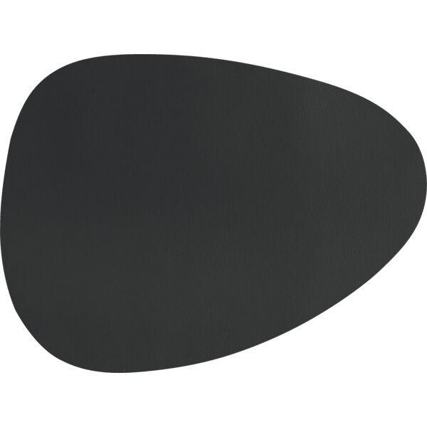 Tischset Tropfen »Togo« schwarz
