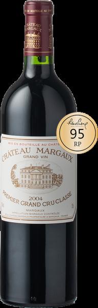 Château Margaux 1er GCC 2004