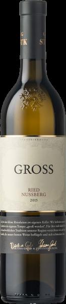 "Gross Sauvignon Blanc Ried Nussberg ""FR"" G-STK 2015"