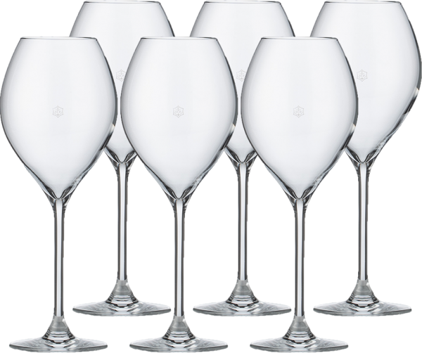 Veuve Clicquot 6 Original Gläser