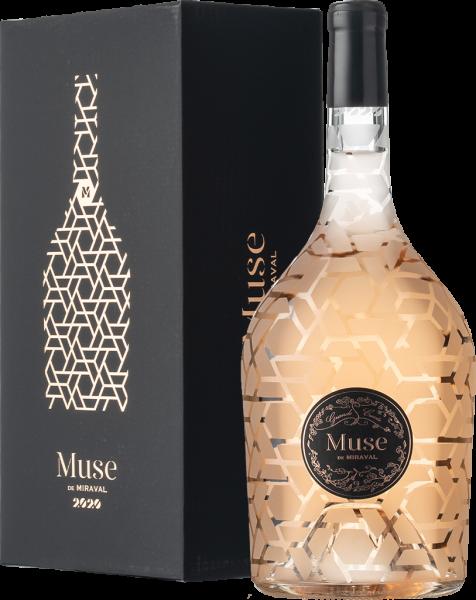 Miraval Muse de Miraval Grand Cuvée Rosé 2020 Magnum