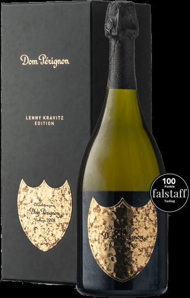 Dom Pérignon Blanc 2008 Lenny Kravitz Edition