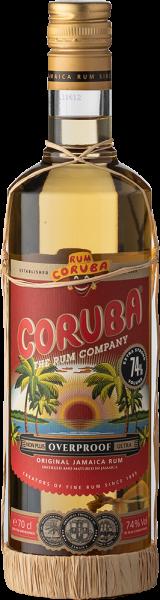 Coruba Rum 74%