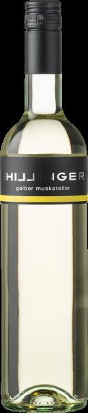 Hillinger Gelber Muskateller 2020 BIO