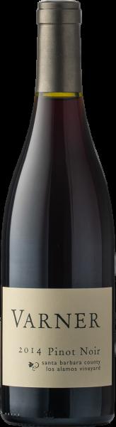 Varner Pinot Noir Las Alamos Vineyard 2014