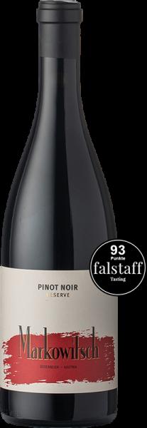 Markowitsch Pinot Noir Reserve 2018