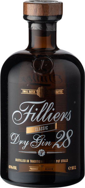 Filliers Dry Gin 28 0,5L