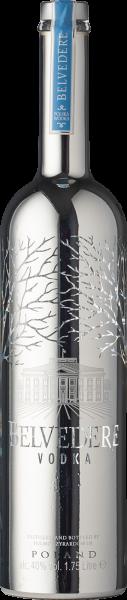 Belvedere Silver Saber Magnum mit LED Beleuchtung